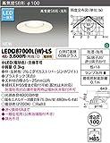 TOSHIBA(東芝ライテック) 【工事必要】 LEDダウンライト 浴室灯 電球色:LEDD87000L(W)-LS
