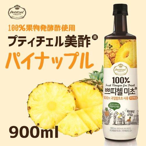 ミチョ 美酢パインアップル 900ml