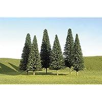 Bachmann Trains inches 10 inches Pine Trees 3 Per Box [並行輸入品]