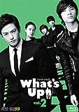 What's Up(ワッツ・アップ) ブルーレイ vol.2[Blu-ray/ブルーレイ]