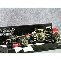 PMA 1/43 ロータス F1 ルノー E20 アブダビGP 2012 #9 完成品