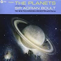 Holst: Planets by Adrian Boult (2015-11-04)