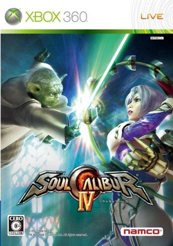 ソウルキャリバーIV - Xbox360の詳細を見る