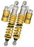 OHLINS(オーリンズ) リアサスペンション ツイン S36PR1C1L CB1300SF[SC54] (03-12) CB1300SB[SC54](05-12) ZRX1100 ZRX1100-2 スプリング:イエロー HO417