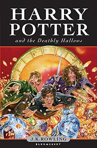 Harry Potter and the Deathly Hallows (Harry Potter 7)(UK)の詳細を見る