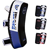 Thai pad, kickboxing kick pad, kick training strike shield mma muay thai pad curved (1xUnit)
