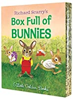 Richard Scarry's Box Full of Bunnies (Little Golden Book)