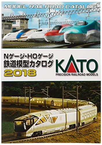カトー Nゲージ・HOゲージ 鉄道模型 カタログ 2018 ...