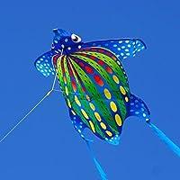X-Kite Mini Nylon Kite w String; TURTLE: 50cm Wingspan