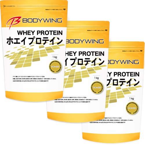 ホエイプロテイン 無添加 ナチュラル 3kg