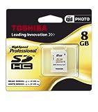 東芝 SDHC カード 8GB クラス10 MADE IN JAPAN Toshiba 海外向けパッケージ品 [エレクトロニクス] [エレクトロニクス]