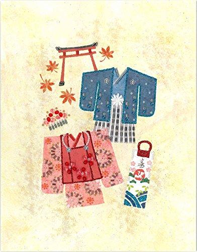 MIYUKI ビーズデコール キット 七五三 霜月・11月 BHD-94