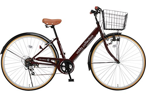 Voldy 完成自転車 27インチ LEDライト CTV-27...