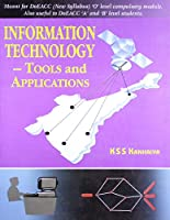 Information Technology - Tools and Applications