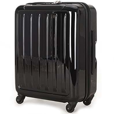 ラッキーパンダ Luckypanda 一年修理保証付き TY8048 機内持ち込み 大容量 40l スーツケース 超軽量 機内持込 小型 キャリーケース かわいい キャリーバッグ 機内持ち込み トランク キャリーバック 人気 旅行カバン トランクケース 軽量 旅行バッグ キャリー TSAロック搭載suitcase Sサイズ (ブラック)