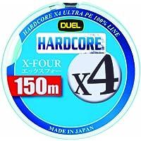 デュエル(DUEL) PEライン ハードコア X4 単色