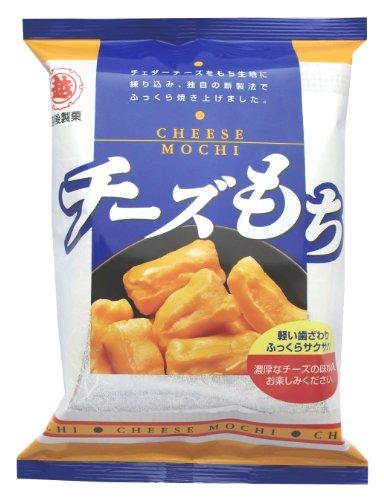 越後製菓 チーズもち 40g×5袋