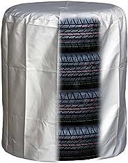 メルテック タイヤカバー(M) 普通車用(タイヤ幅195mm以下) 参考タイヤサイズ195/50R16、195/65R15、185/55R16、185/60R15 Meltec TC-02
