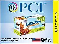 プレミアム互換機95p6552-pci PCI IBM 95p6552Replaces HP 648A ce262aイエロートナーカートリッジ