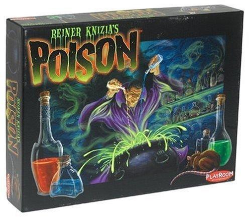 Reiner Knizia's Poison [並行輸入品]