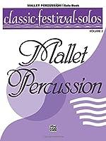 Mallet Percussion Solo Book (Classic Festival Solos)