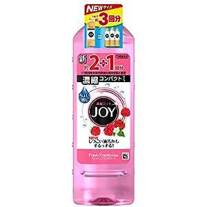 ジョイ コンパクト 食器用洗剤 フレッシュフランボワーズの香り 詰め替え 440mL