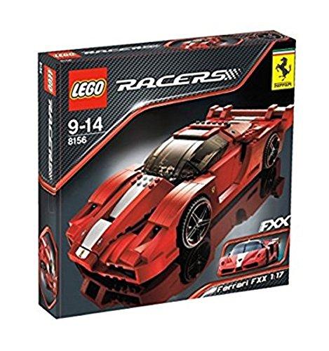 レゴ (LEGO) レーサー フェラーリFXX 1:17 8156