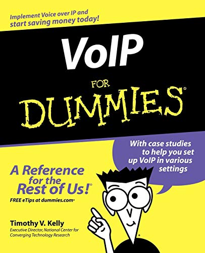 Download VoIP For Dummies 0764588435