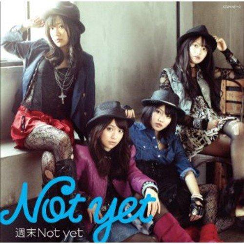 【特典生写真無し】週末Not yet (DVD付)(Type-A)