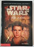 Jedi Quest Path to Truth (Star Wars Anakin's Story Between Episode I and II)