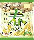 カルビー 春ぽてと サワクリチーズ味 65g×12袋