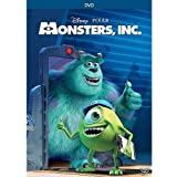 Monsters Inc. [DVD] [Import]