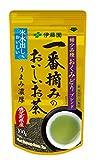 伊藤園 一番摘みのおいしいお茶 おくみどりブレンド 100g