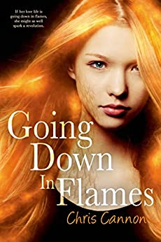 Going Down in Flames (Entangled Teen) by [Cannon, Chris]