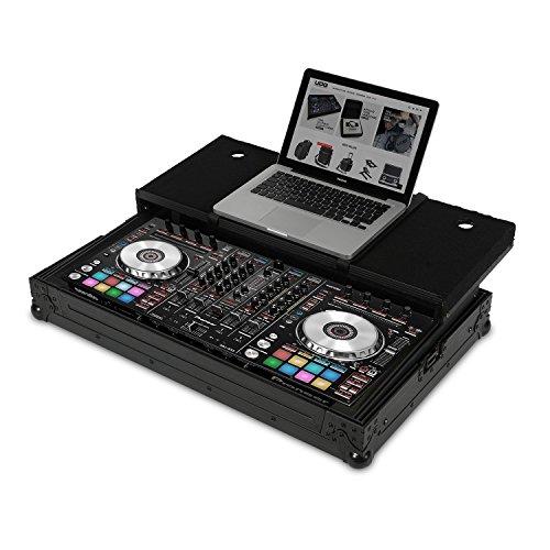 UDG Ultimate フライトケース Pioneer DDJ-RX / SX / SX2 Black Plus  Laptop Shelf   U91011BL