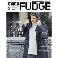 men's FUDGE(メンズファッジ) 2016年 04 月号