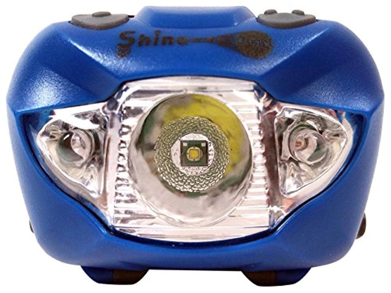 リレー心配予防接種するShine Bright Illuminator Dual Color Multi-Functional LED Headlamp by Shine Bright Illuminator