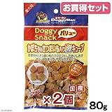 Amazon.co.jpお買得セット ドギーマン ドギースナックバリュー かぼちゃ&さつまいも入り彩りキューブ 80g 犬 おやつ お買い得2個入