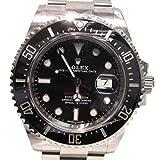 [ロレックス] ROLEX シードゥエラー 腕時計 ウォッチ シルバーxブラック ステンレススチール(SS) 126600 [並行輸入品]
