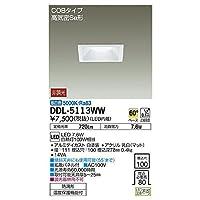 大光電機:ダウンライト(軒下兼用) DDL-5113WW