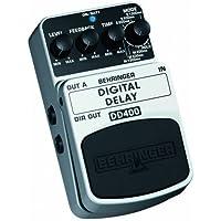 BEHRINGER DIGITAL DELAY DD400 ディレイ エフェクター (ベリンガー)