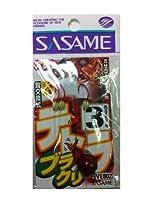 ささめ針(SASAME) VE802 テトラブラクリ3 3