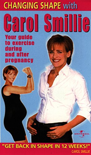 Changing Shape With Carol..... [VHS]
