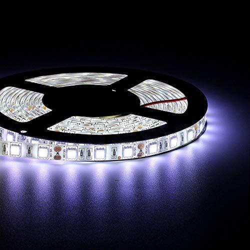 LEDテープ 白ベース SUPERNIGHT 5m LEDイ...