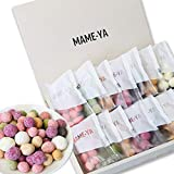 母の日 MAME-YA(マミーヤ) 豆 お菓子 スイーツ チョコレート プレゼント ギフト お返し 義理 お配り カラフルお豆7種×2袋の14個セット