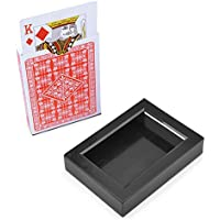 Bristol Novelty Multi Disappearing Card Case Magic & Conjuring - Men's - One Size