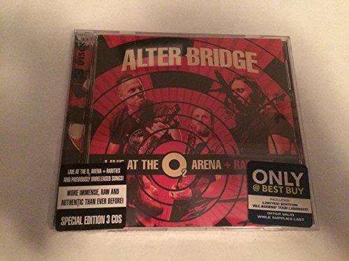 """[画像:Live At The O2 Arena+Rarities (CD+""""All Access"""" Tour Laminate)]"""