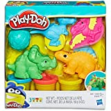 Play-Doh Play Doh - Dino Tools Playset - inc 3 Cans of Dough & Accessories - Creativity Toys - Ages 3+