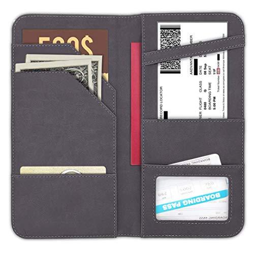 海外旅行の持ち物パスポートの防犯対策はスキミング防止 ネット通販で購入が便利