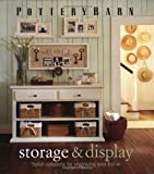 Pottery Barn Storage & Display (Pottery Barn Design Library) 画像